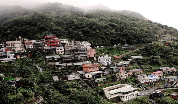 Jiufen Town
