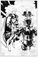 magneto - ironman by BrentMcKee