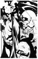 batman-scarecrow by BrentMcKee