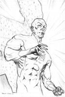Abin Sur Green Lantern Corps by BrentMcKee
