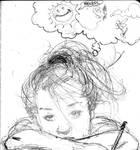 recess sketch