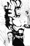 hellboy logan 4 inks