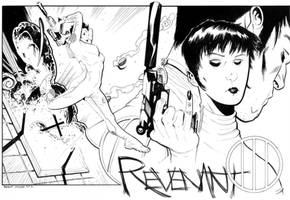 Revenant Promo  by BrentMcKee