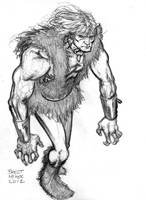 Thundarr Sketch by BrentMcKee