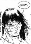 Conan Sketch Card 2