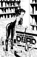 The Dead issue 6 Cover by BrentMcKee