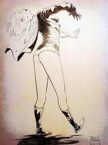 supergirl by BrentMcKee