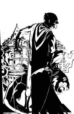 Batman Gargoyle