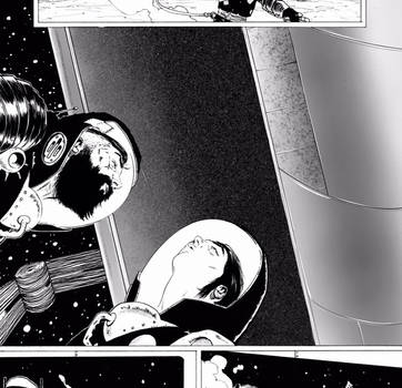Detail from final issue of Redshift