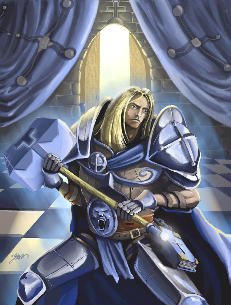 Prince Arthas by GansOne89 on DeviantArt