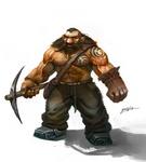 Dwarf farmer