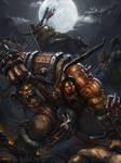 The wrath of Grommash