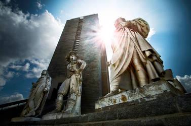 La tour intrepide by LOUSTIQUE