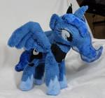 Luna Plush for iconlonelywhitewolfwhose