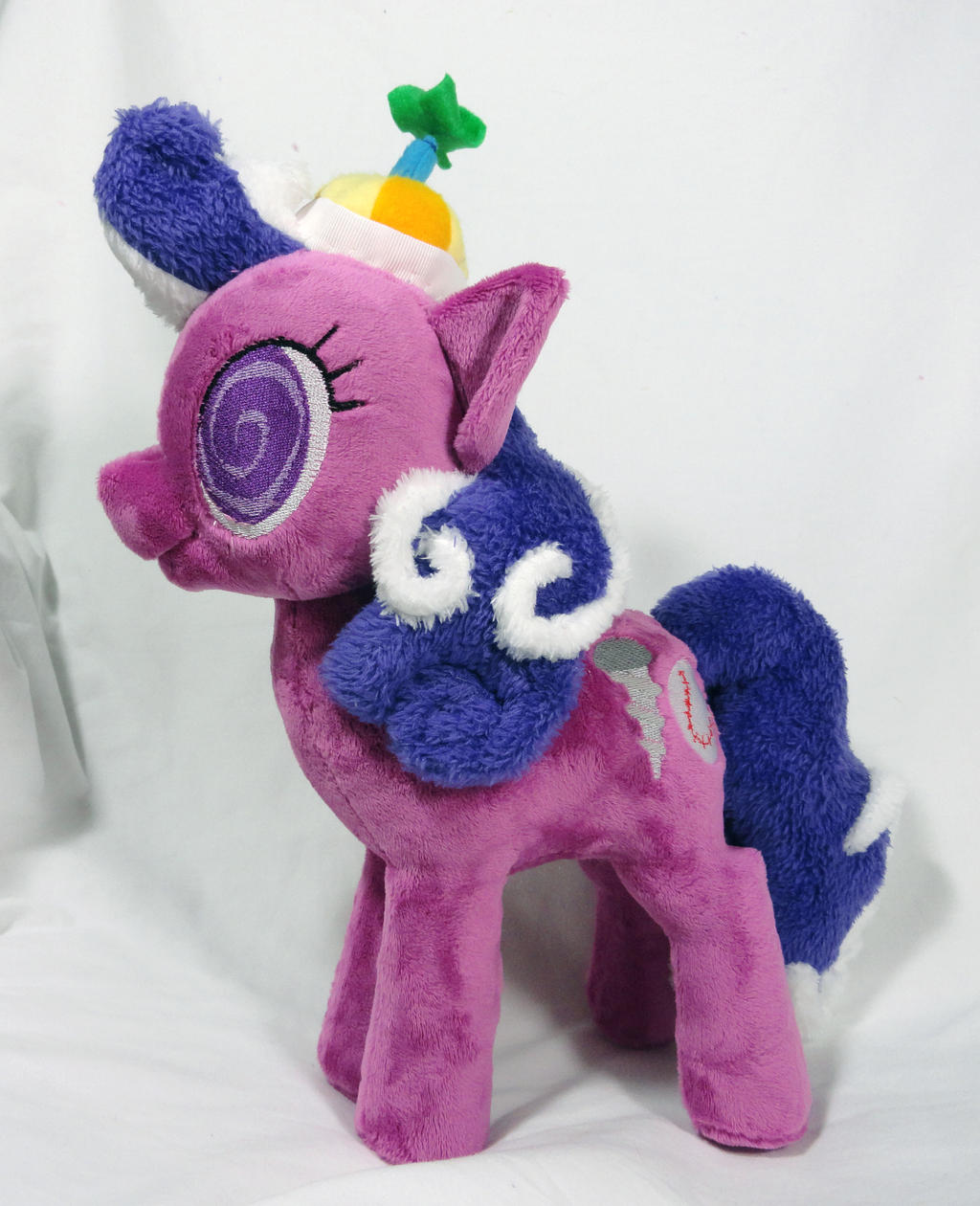 Screwball Plush by Cryptic-Enigma