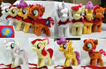 Cutie Mark Crusaders with Capes