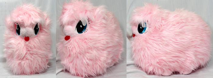 Fluffle Puff's New Pattern