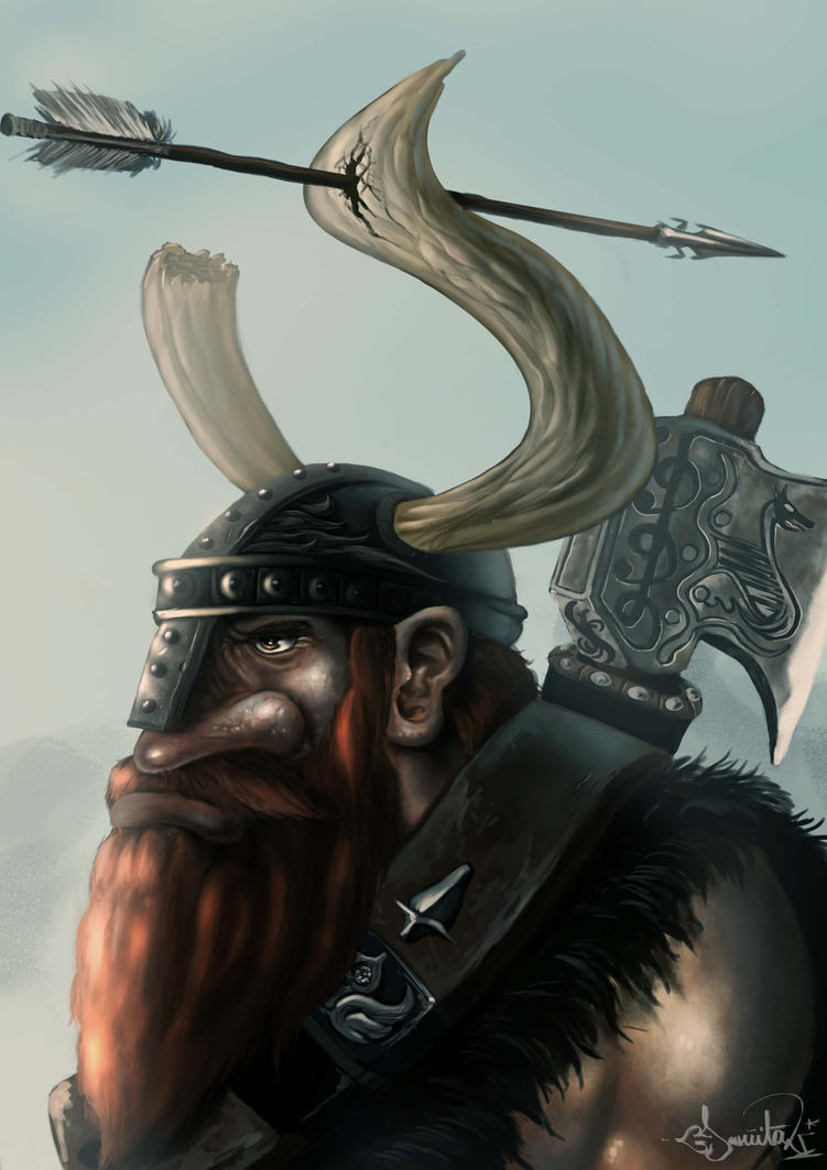 Viking Disposal by twentyonehanuta