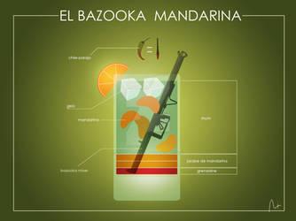 El Bazooka Mandarina