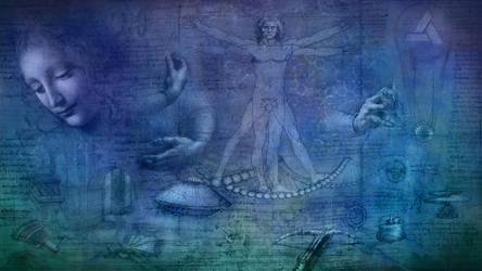 Leonardo (Animus) 4K wallpaper