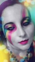 LGBTQ+/PRIDE make-up one
