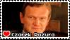 Czarek Pazura Stamp by karolcialolcia