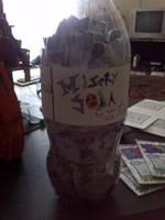 Misery Soda by cicadamarionette
