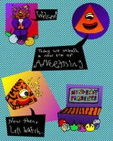 Nindendy Presents, Page 1 by cicadamarionette