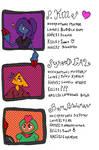 Character Bio Sheet