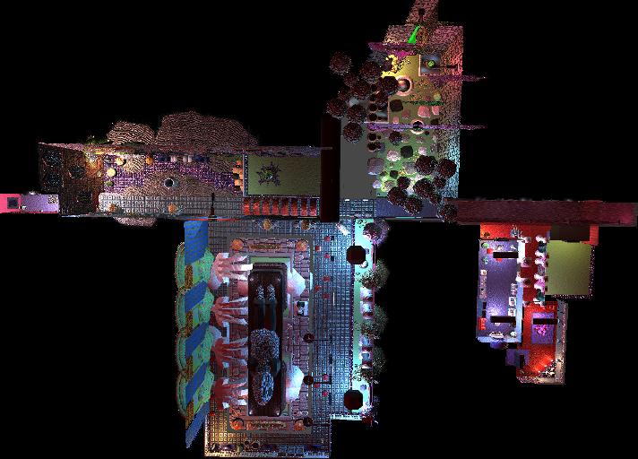 Map2 by cicadamarionette