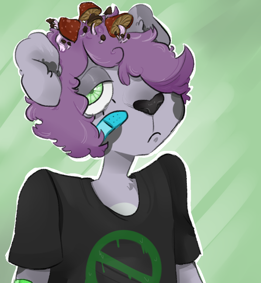 mushroomhead by spaghottie
