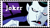 Joker Stamp by Sahkmet