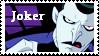 Joker Stamp by Sahkmet