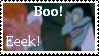 Eeek-boo Thumbelina Stamp by Sahkmet