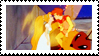 Thumbelina Stamp by Sahkmet