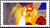 Thumbelina Stamp by Sahkmet
