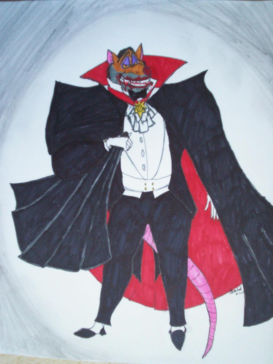 Count...Ratigan. by Sahkmet