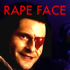 Stayne Icon: Rape Face by Sahkmet