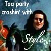 Stayne Icon: Party Crashin by Sahkmet