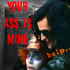 Stayne Icon: YUR IS MINE by Sahkmet