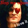 Stayne Icon: Slap me AGAIN by Sahkmet