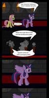 MLP Comic: Haunted Castle