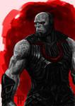 Snyder Cut Darkseid