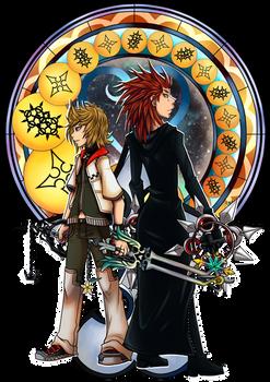 Kingdom Hearts|| Axel Roxas