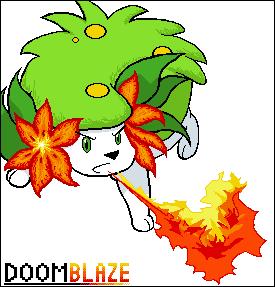 doomblaze by Ragnaroxxor