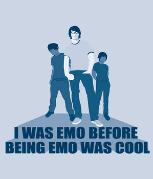 I was Emo, Before Emo was Cool