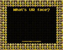 Deviant Icon Faces