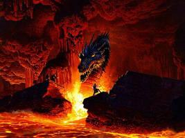 Dragons Revenge by dragonkin769