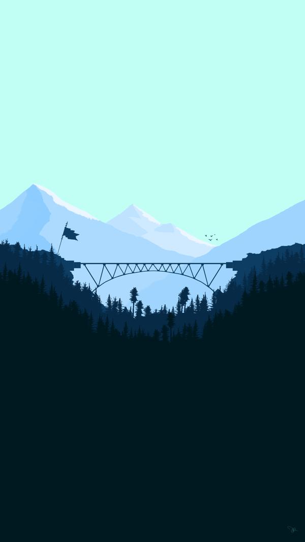 Polarbear [wallpaper] by fkyhdino