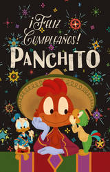 Happy birthday Panchito! by sac2422